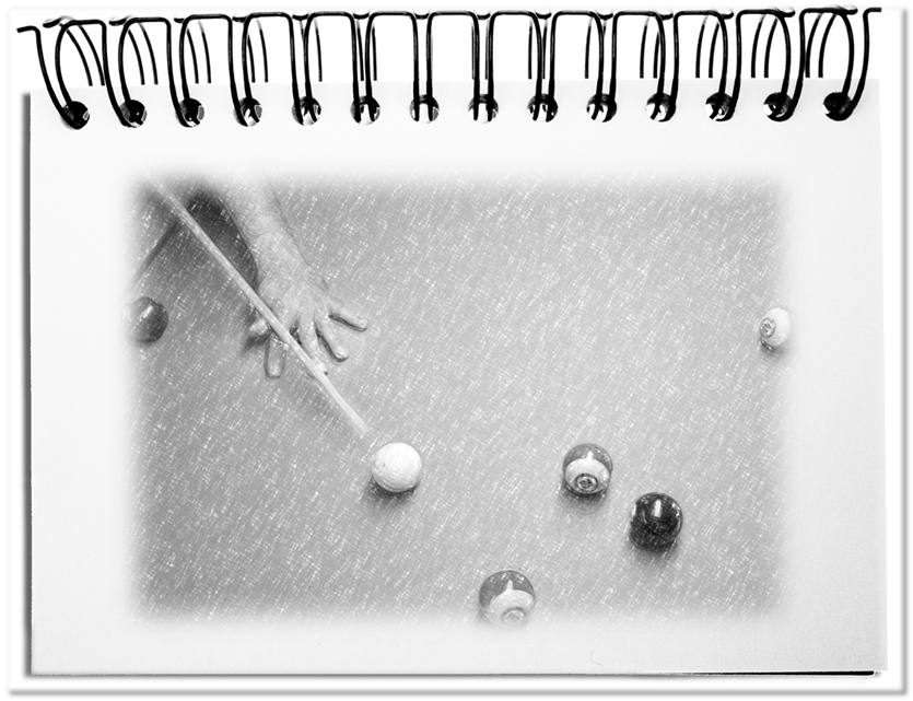 Billiard - the ideal metaphor for the management of change