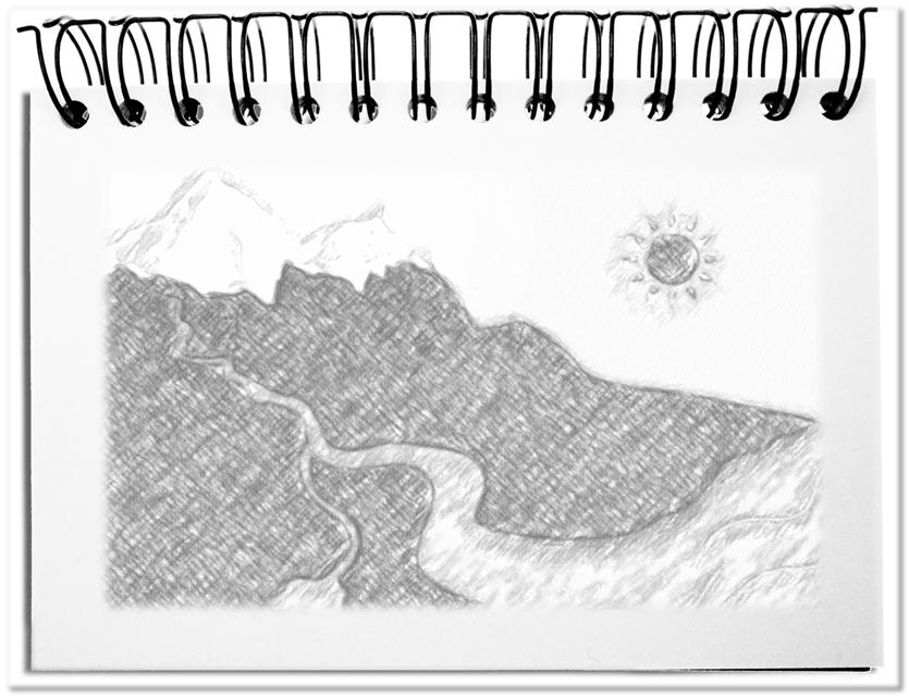 Der Fluss - die ideale Metapher für den Geschäftsprozess