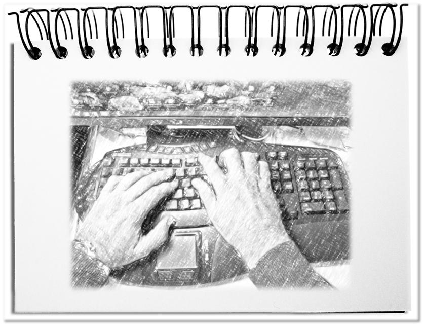 Schreiben, um des Schreibens willen