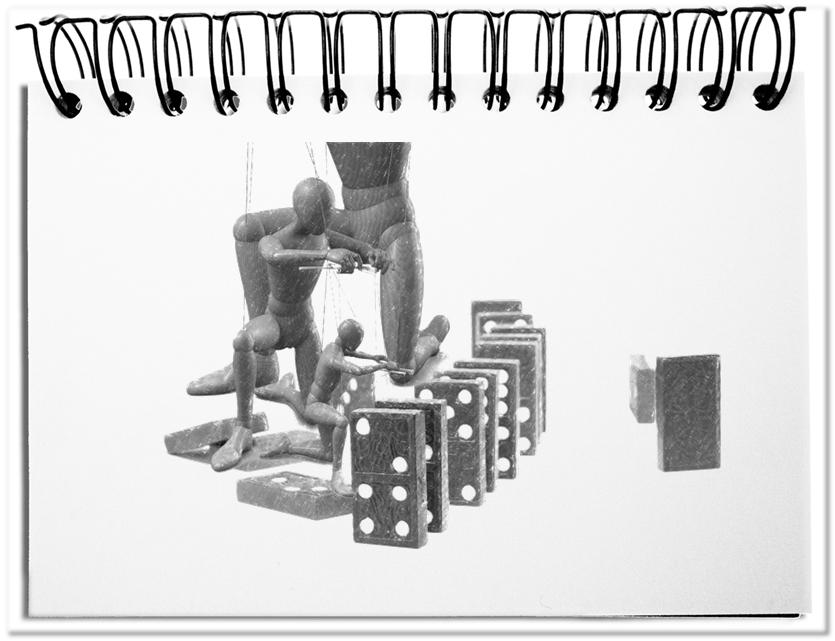 Unnötiger Reibungsverlust im Prozess