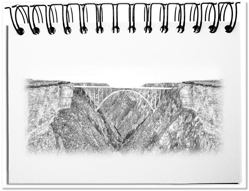 Die Brücke - die ideale Metapher für Übergang