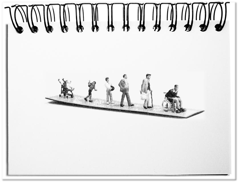 Der Lebensabschnitt - die ideale Metapher für Reifegrad