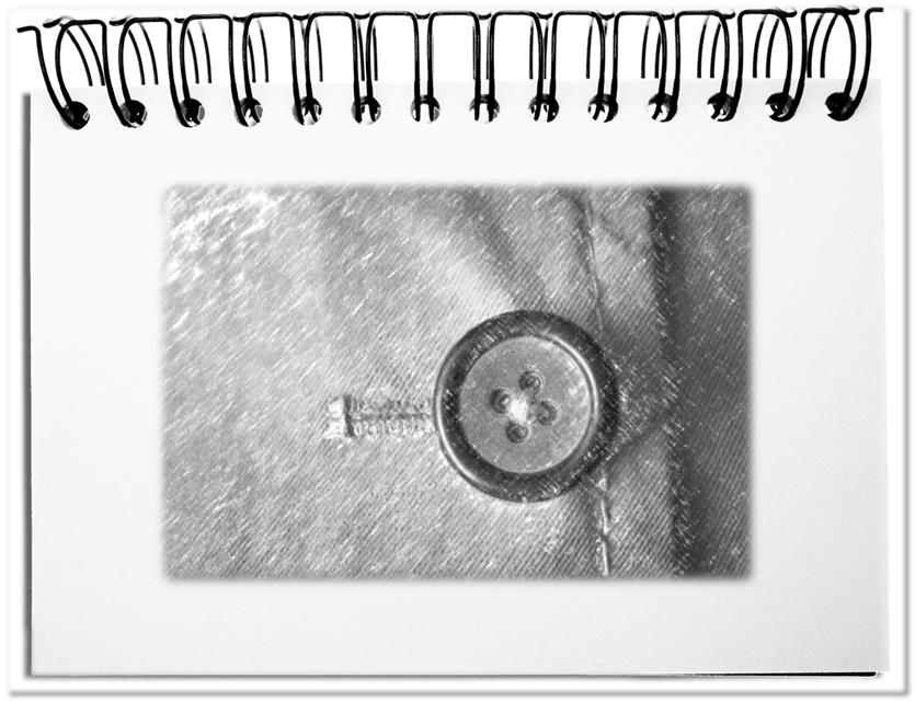 Der Knopf - die ideale Metapher für eine Schnittstelle