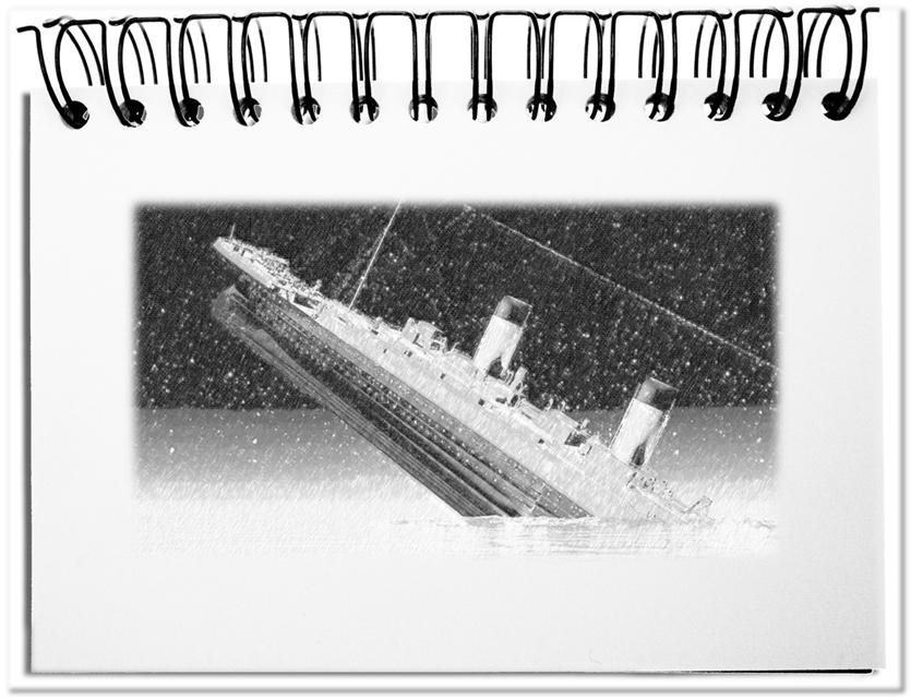 Titanic – die ideale Metapher für falsche Gewissheit